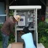 สถานีตรวจวัดคุณภาพน้ำ ณ วัดโตนดเตี้ย จ.พระนครศรีอยุธยา